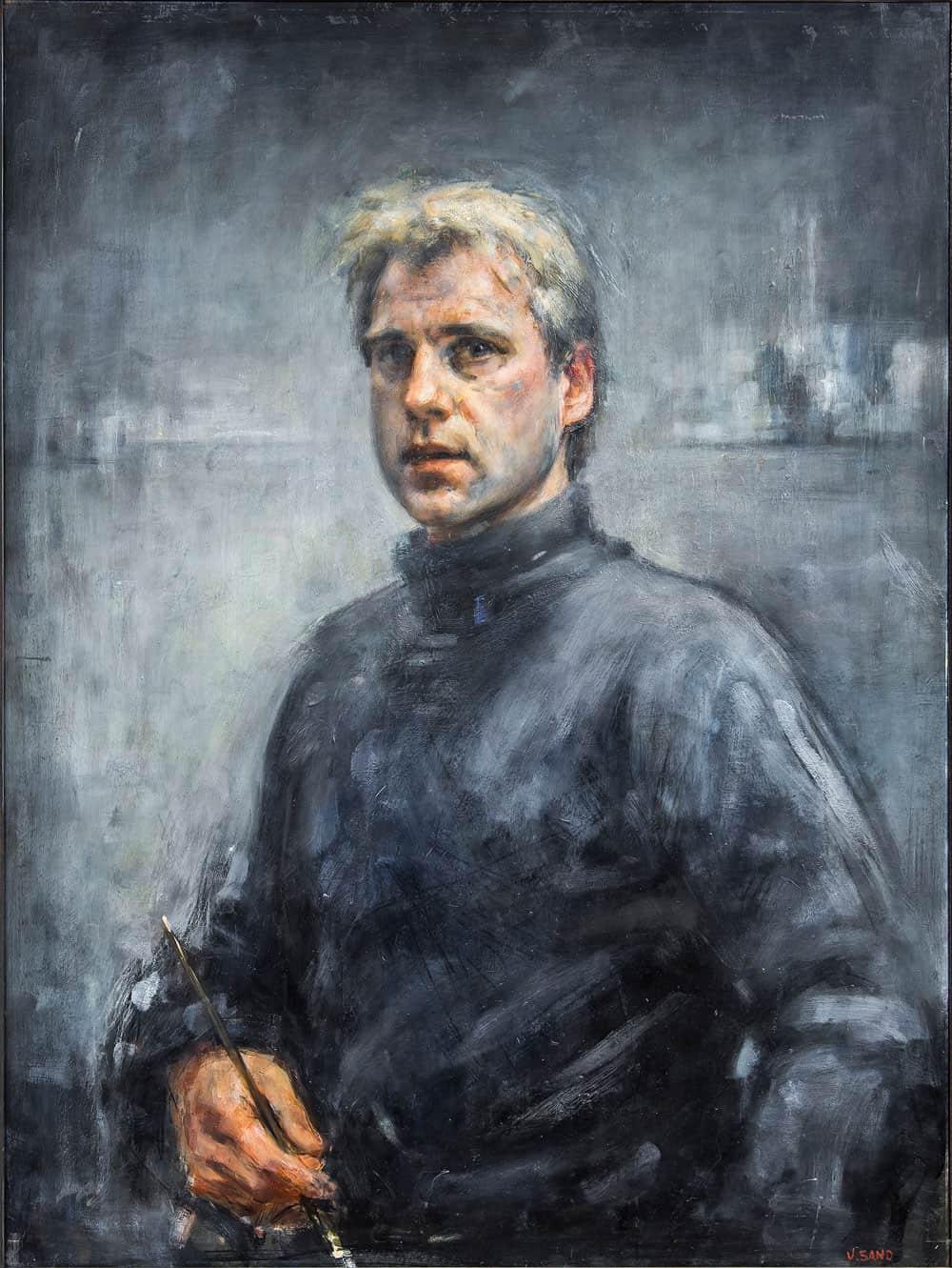 Vebjørn Sand, Selvportrett