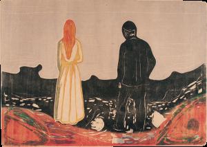 Edvard Munch De ensomme, 39