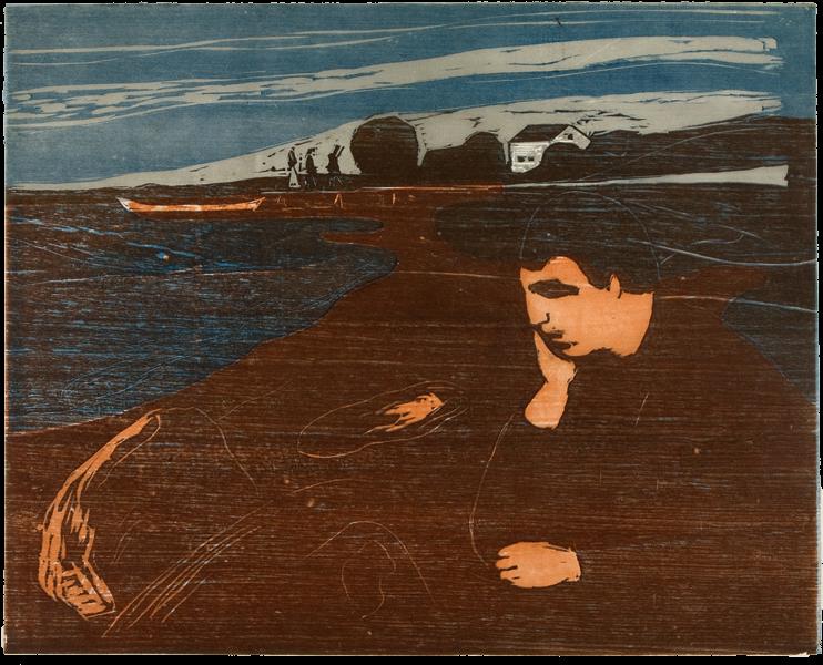 The Gundersen Collection er en imponerende samling av kunst og norske bondeantikviteter. Store deler av samlingen er stilt ut på hotellet Vestlia Resort i fjellbygda Geilo, Norge. The Gundersen Collection har også Norges viktigste private samling med grafikk av Edvard Munch. Ikke minst flere håndkolorerte grafiske verk. Edvard Munch Melankoli III, 42