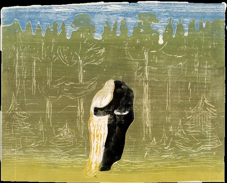 The Gundersen Collection er en imponerende samling av kunst og norske bondeantikviteter. Store deler av samlingen er stilt ut på hotellet Vestlia Resort i fjellbygda Geilo, Norge. The Gundersen Collection har også Norges viktigste private samling med grafikk av Edvard Munch. Ikke minst flere håndkolorerte grafiske verk. Edvard Munch Mot skogen I, 27