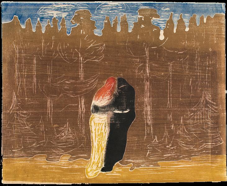 The Gundersen Collection er en imponerende samling av kunst og norske bondeantikviteter. Store deler av samlingen er stilt ut på hotellet Vestlia Resort i fjellbygda Geilo, Norge. The Gundersen Collection har også Norges viktigste private samling med grafikk av Edvard Munch. Ikke minst flere håndkolorerte grafiske verk. Edvard Munch Mot skogen I, 28
