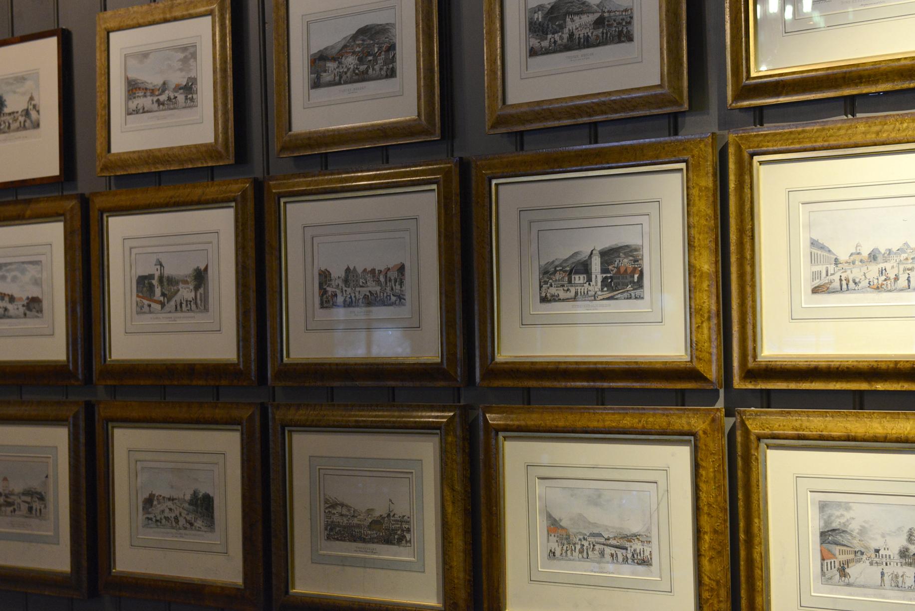 The Gundersen Collection er en imponerende samling av kunst og norske bondeantikviteter. Store deler av samlingen er stilt ut på hotellet Vestlia Resort i fjellbygda Geilo, Norge. The Gundersen Collection har også Norges viktigste private samling med grafikk av Edvard Munch. Ikke minst flere håndkolorerte grafiske verk. Samlingen har også originaler og trykte prospekter av Johan Friedrich Leonhard Dreier (1775-1833).