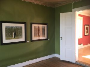 The Gundersen Collection stiller ut Edvard Munch i Kiøsterudgården i Åsgårdstrand.